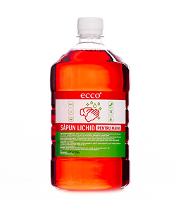 Жидкое мыло ECCO, red 500ml