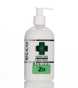 Жидкое мыло ECCO+Zn home, 350ml